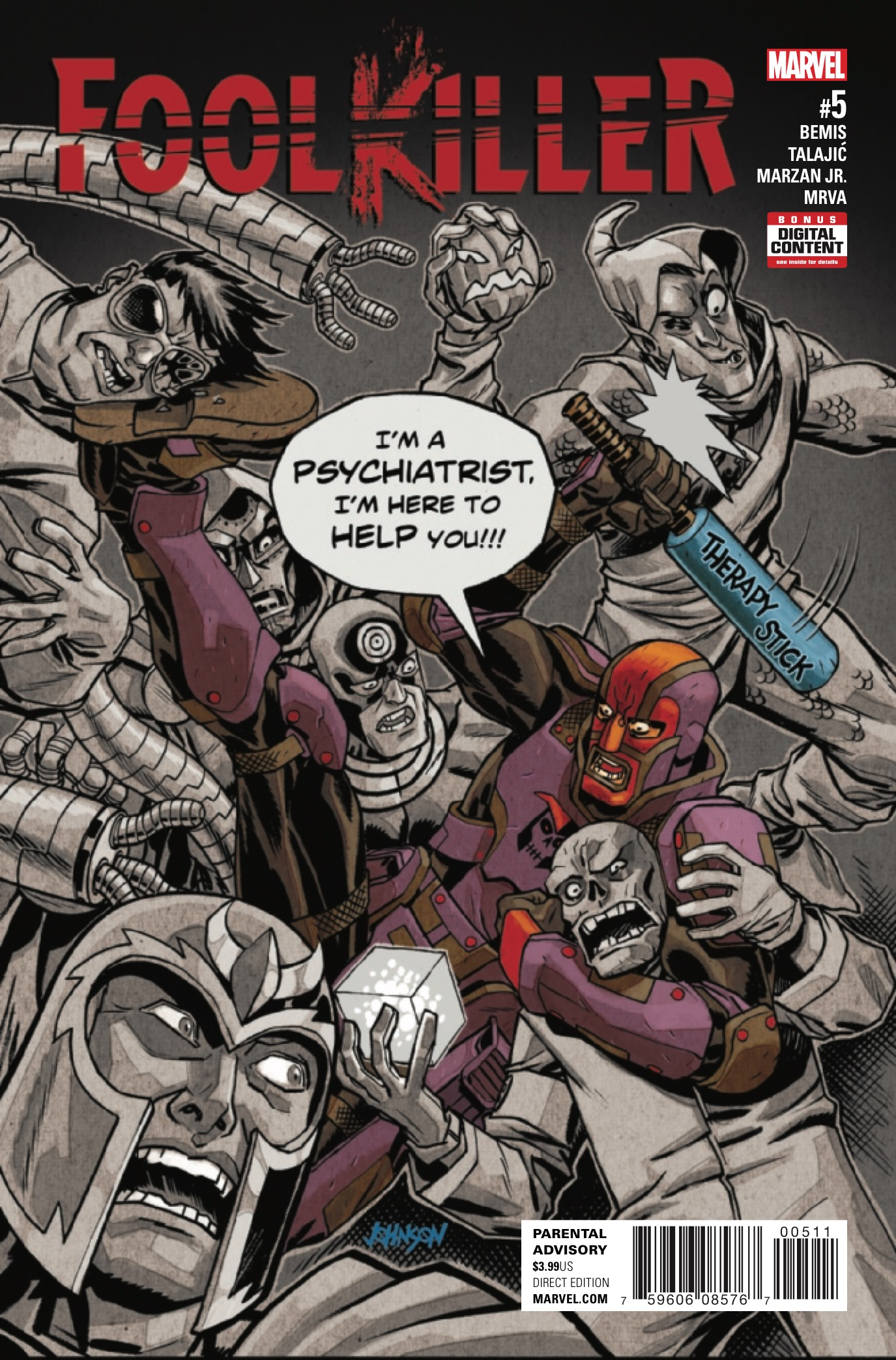 Foolkiller #5 Review