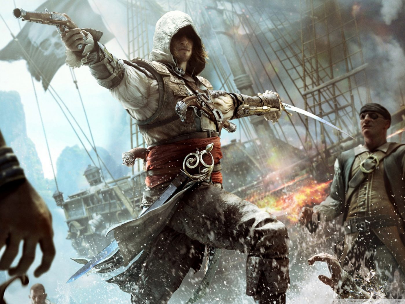 Assassin's Creed IV: Black Flag Review (PC)