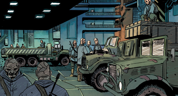 Is It Good?  Hinterkind #4 Review