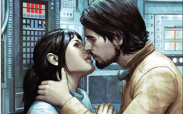 Legacy is the best monthly Star Wars book on the stands. Okay, with blanket statements out of the way, how's the latest issue? Is it good?
