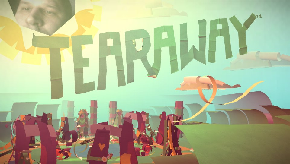Tearaway Review (Playstation Vita)