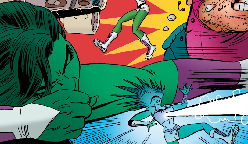 Is It Good? She-Hulk #1 Review