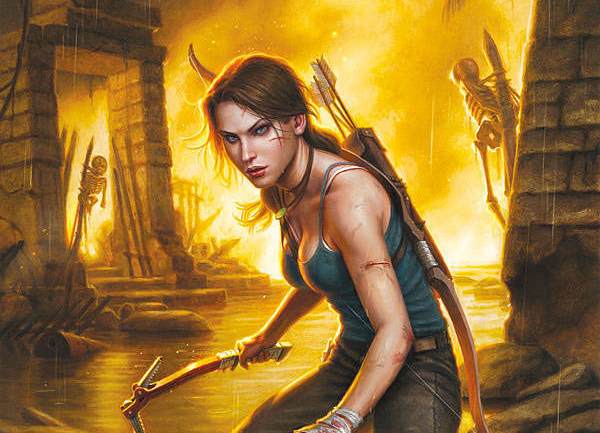 Is It Good? Tomb Raider #1 Review