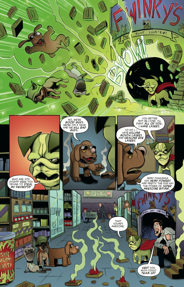axe-cop-volume-5-axe-cop-gets-married-and-other-stories-tpb-dogs