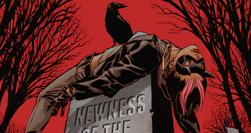 Is It Good? Coffin Hill #5 Review