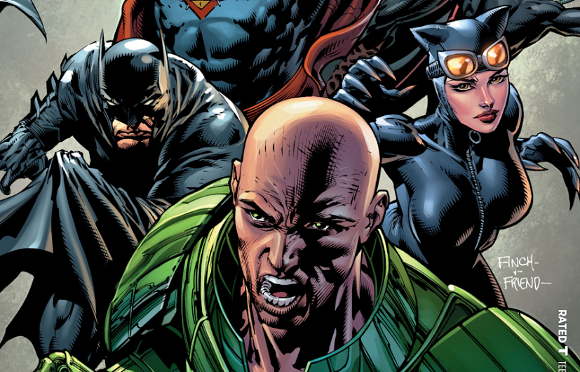 Is It Good? Forever Evil #5 Review