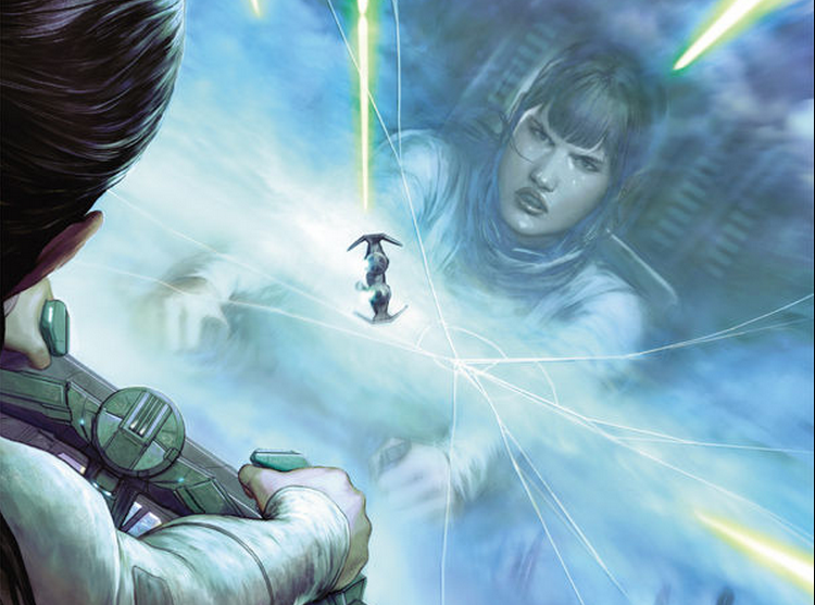 Is It Good? Star Wars: Legacy #12 Review