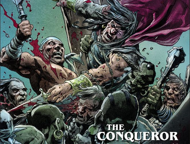 Is It Good? King Conan: The Conqueror #1 Review
