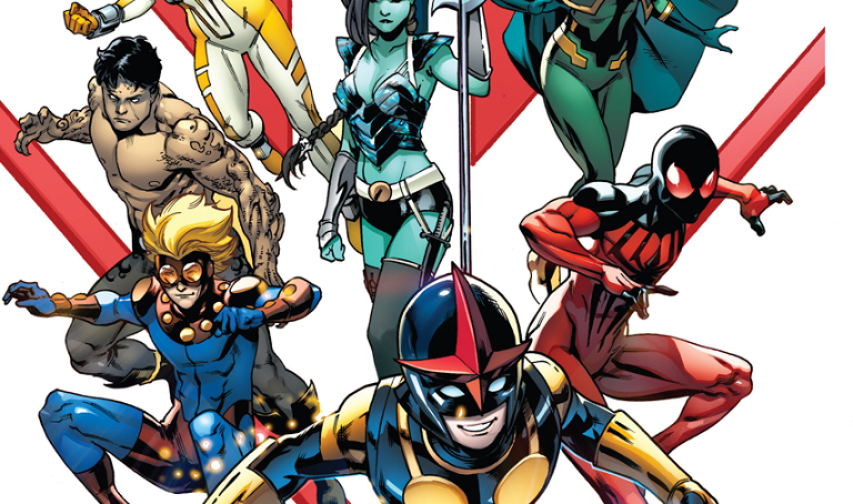 Is It Good? New Warriors #1 Review