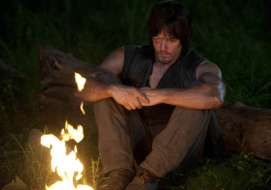 The episode opens with Beth Walking Dead Season 4 Daryl And Beth
