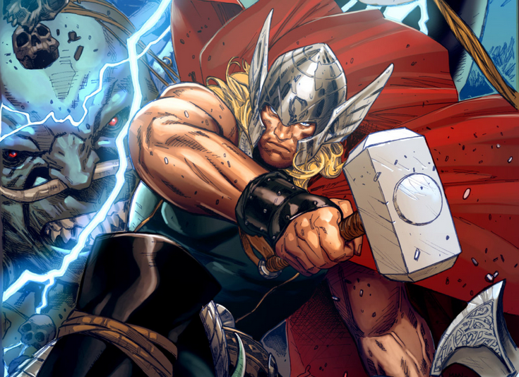 Is It Good? Thor: God of Thunder #19.NOW Review