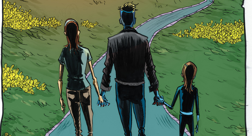 At last, we reach the end of it all. Animal Man by Jeff Lemire comes to a close with this issue. It's been a long and exciting journey, but also emotional and heartbreaking at times. What is there left for us with this finale? Is it good?