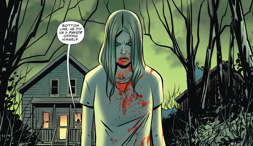 Is It Good? Coffin Hill #6 Review