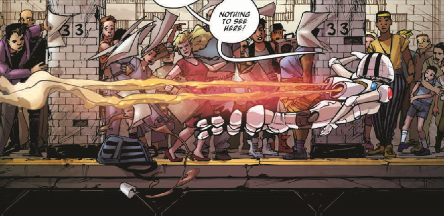 Is It Good? Rocket Girl #4 Review