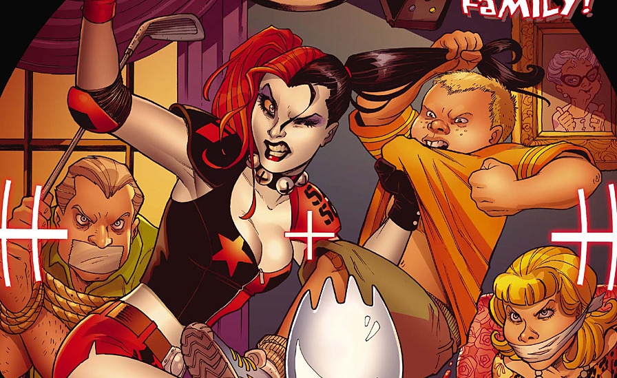 Is It Good? Harley Quinn #4 Review