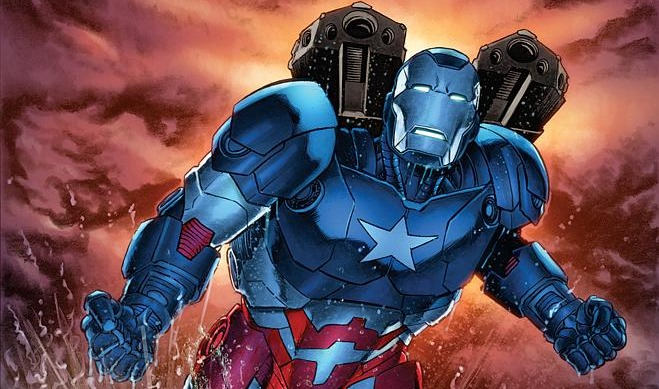 Is It Good? Iron Patriot #1 Review