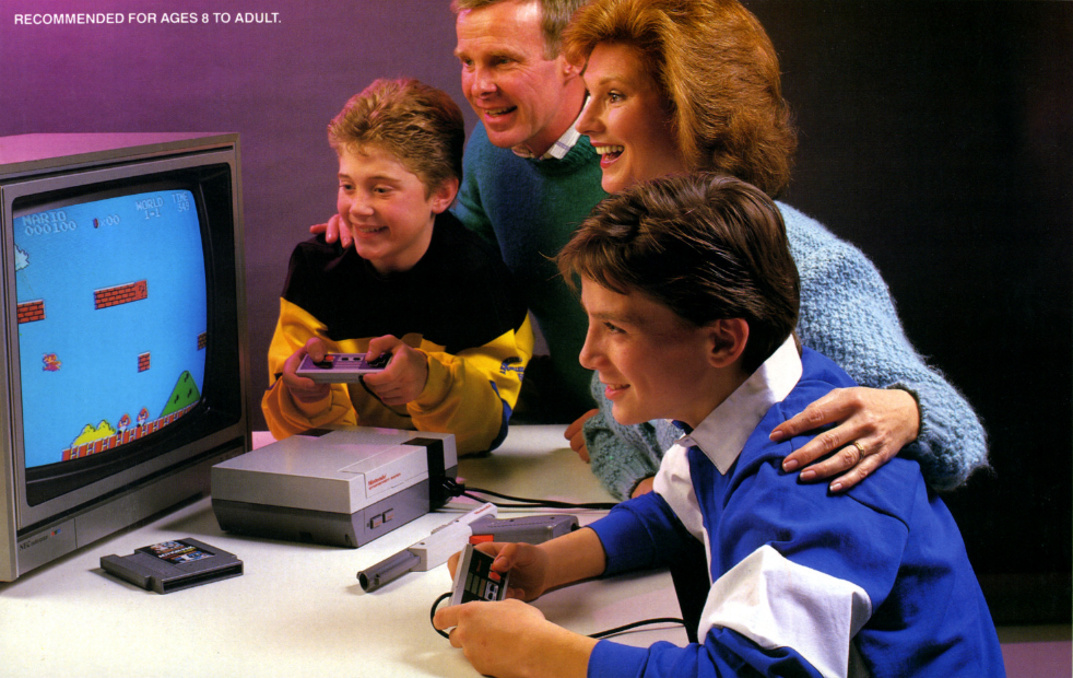 Remember when video game ads had very little to jack squat in common with the actual game you'd end up playing?  Adventures in Poor Taste remembers.