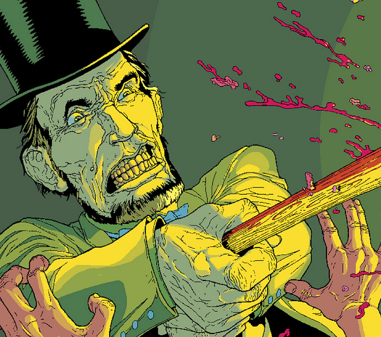 The bloody, vile and hilarious all come together to make a new series from Oni. The Auteur is a hyper-violent comedy about a movie producer who may or may not be just a little incredibly psychotic. It's definitely unlike anything you've ever known, but is it good?