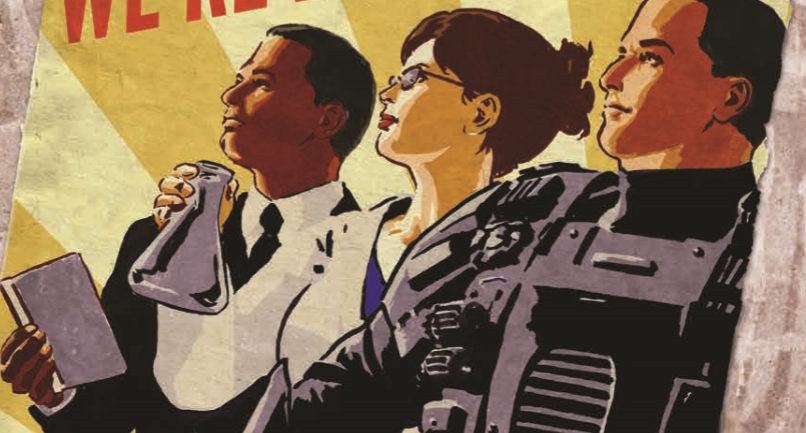 Since the last time we checked in with this series, Lazarus has managed to get itself a nomination for Best New Series at Eisners (easily my pick over any of the other nominations). That is pretty fantastic and with the end of the arc almost here, can the comic keep living up to that great honor it has received? Is it good?
