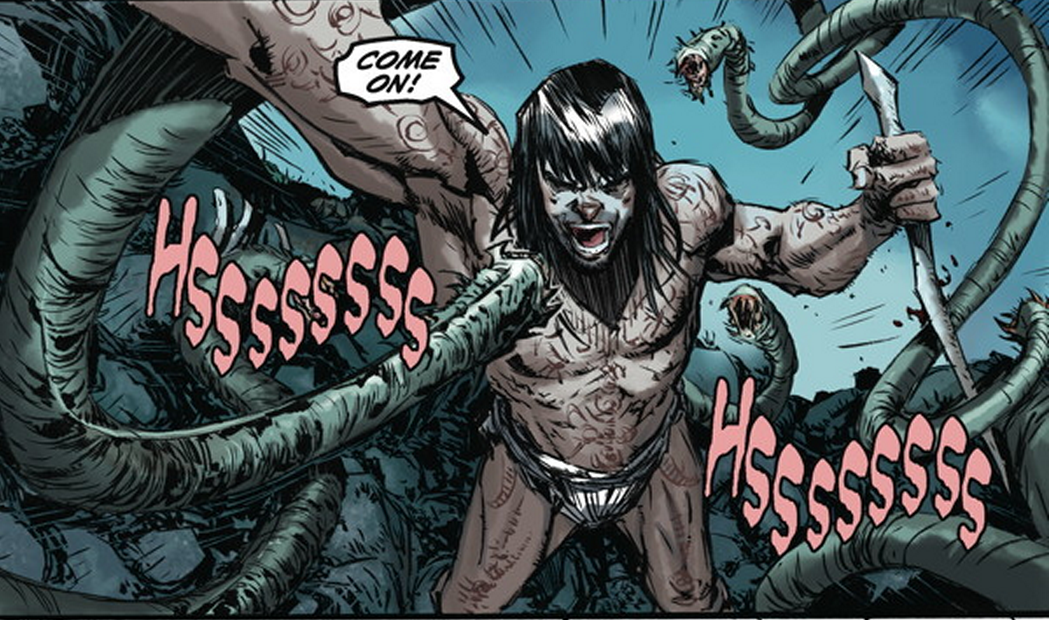 Is It Good? Conan the Avenger #1 Review