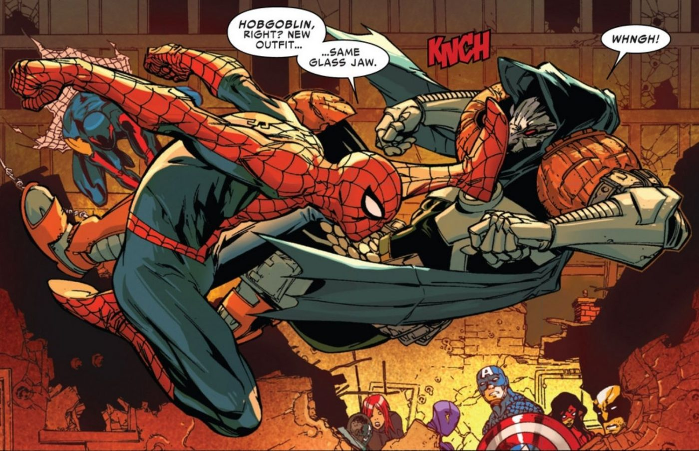 Much like in life, Superior Spider-Man must die, but not before he has a few revelations. The final issue of the series comes out today and we're all hoping for answers, satisfaction and a sweet Spidey comic we can all get behind, but is it good?
