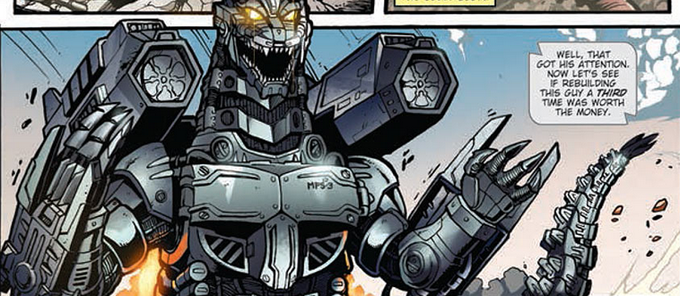 Is It Good? Godzilla: Rulers of Earth #11 Review