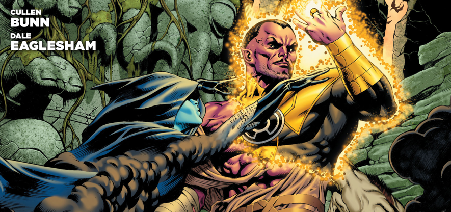 Is It Good? Sinestro #1 Review