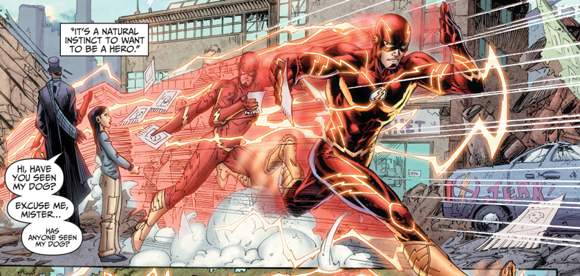 Is It Good? The Flash #30 Review