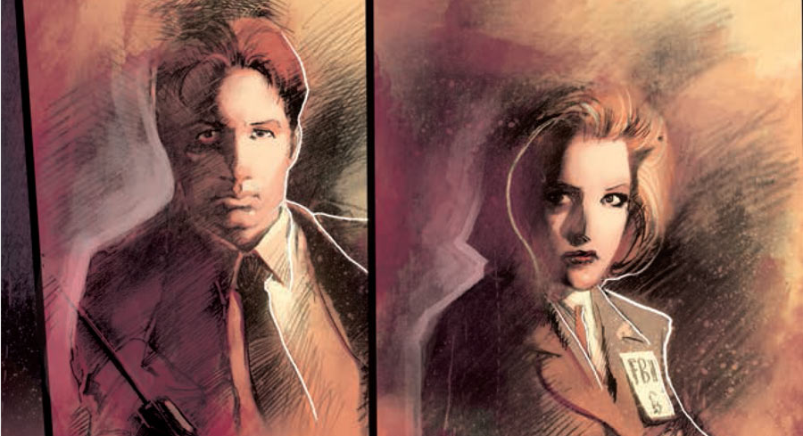 Is it Good? The X-Files Annual 2014 #1 Review