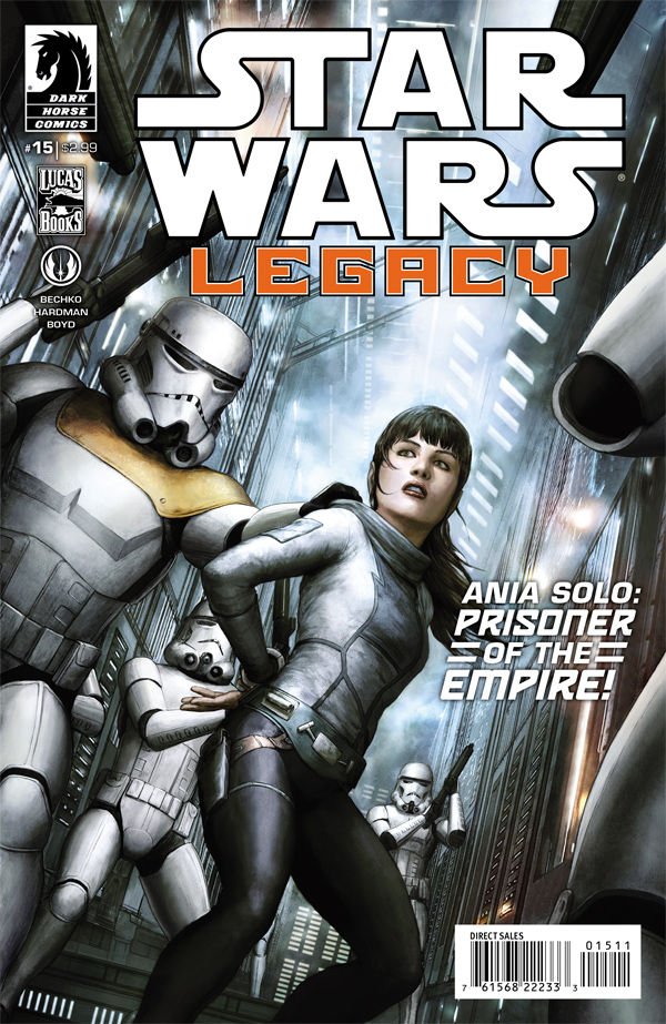 Is It Good? Star Wars: Legacy #15 Review