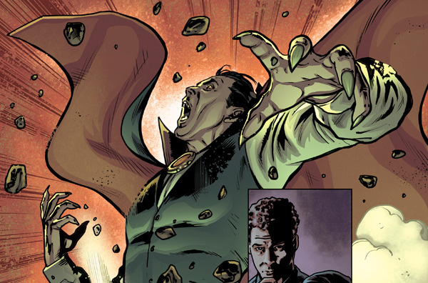 Is It Good? Doctor Spektor: Master of the Occult #1 Review