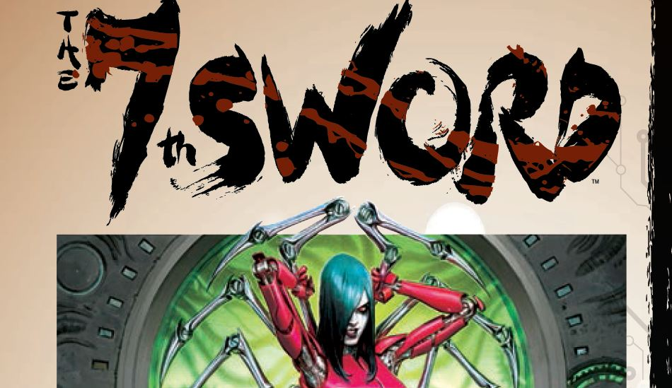 Is It Good? The 7th Sword #2 Review
