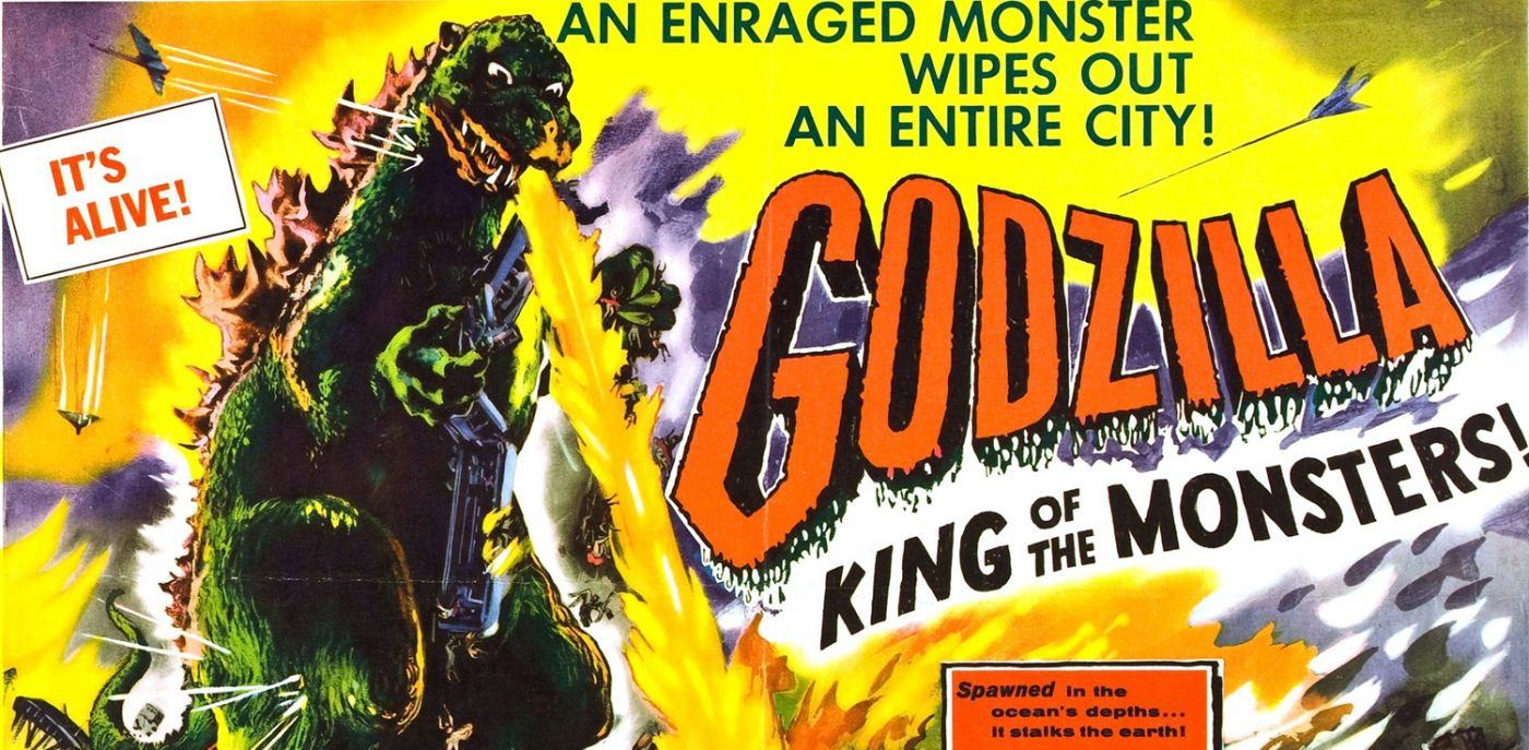 """Growing up in the early '90s, I learned everything I know about Godzilla from the Sci-Fi Channel, TNT's MonsterVision and, occasionally, the Disney Channel. However, they primarily only played Godzilla's more """"whimsical"""" adventures from the '60s and '70s. I didn't stumble across Godzilla, King of the Monsters! until some years after I'd first been introduced to the Big G. Since this was the cut of Ishiro Honda's 1954 classic Godzilla which I and most other Americans were first introduced to, I felt it deserved to be covered in its own separate review as I work my way through the Showa series."""