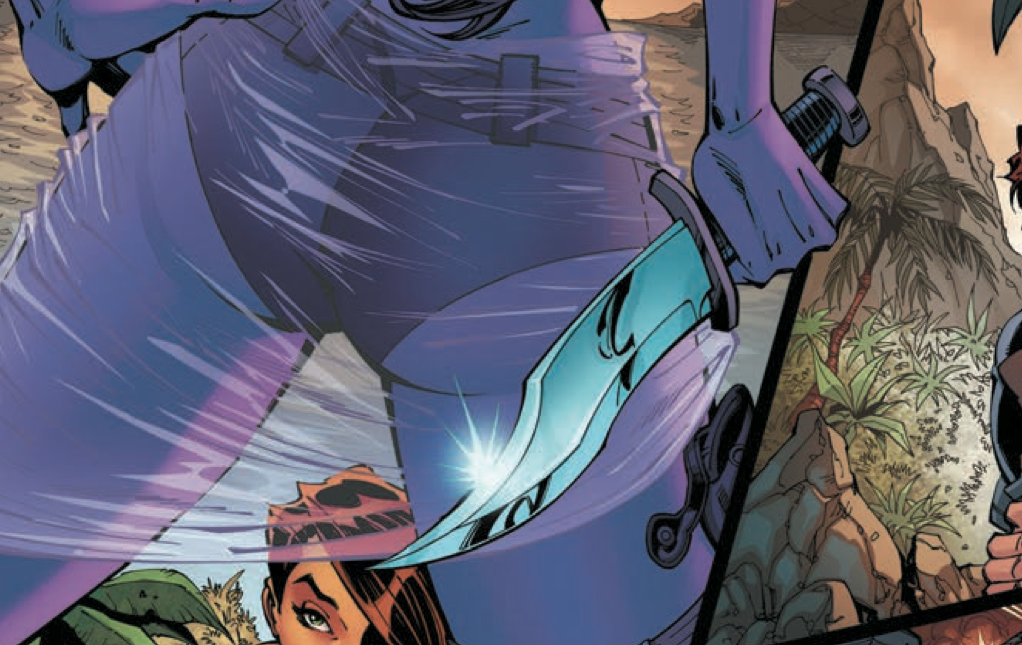 Is It Good? Danger Girl: May Day #2 Review