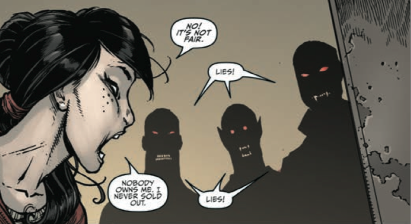 Is It Good? V-Wars #2 Review
