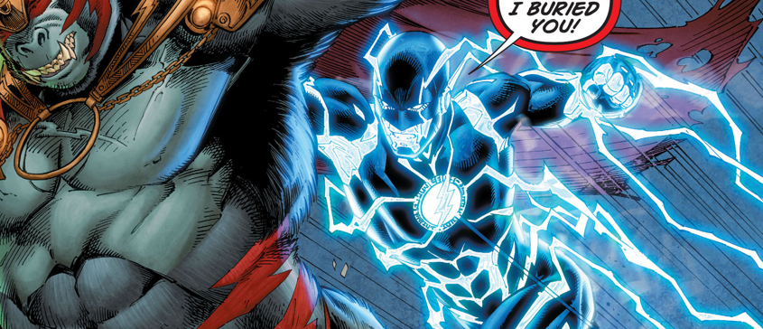 Is It Good? The Flash Annual #3 Review