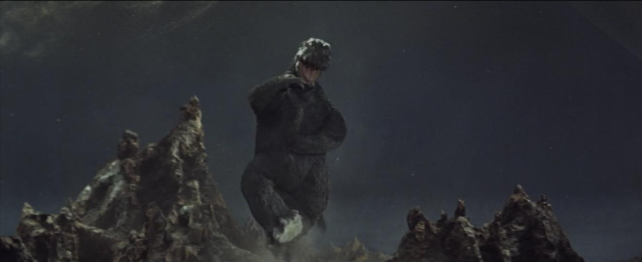 """Man, isn't it annoying how many alternate titles some Godzilla movies have? Godzilla vs. Monster Zero alone has no fewer than five interchangeable names (""""The Great Monster War,"""" """"Invasion of Astro-Monster,"""" """"Invasion of the Astro Monster,"""" """"Invasion from Planet X"""" and """"Monster Zero""""). Personally, I grew up with the """"Godzilla vs. Monster Zero"""" branding, but in recent years Toho has decided to """"lay down the law"""" regarding the official English title of their Godzilla films. """"Invasion of Astro-Monster"""" won out, so for posterity's sake I'm going with that one (even if I never call it that in discussions)."""