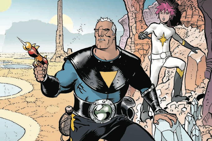 Is It Good? Starlight #3 Review