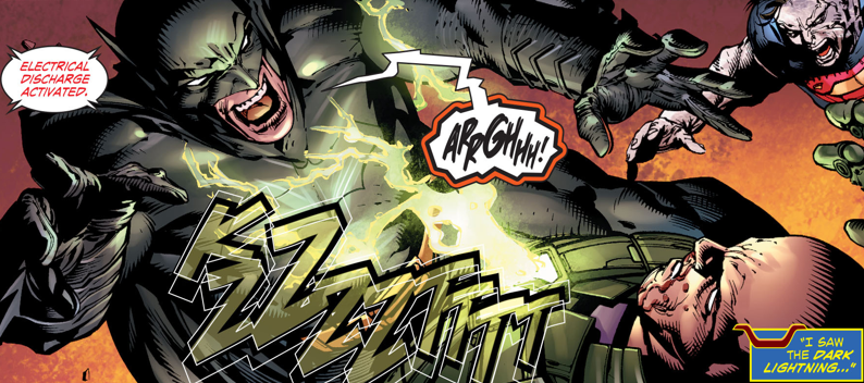 Is It Good? Forever Evil #7 Review