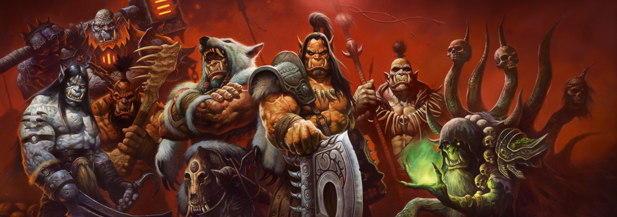 Old God: a term that inspires insanity in the minds of World of Warcraft's denizens and the players themselves.
