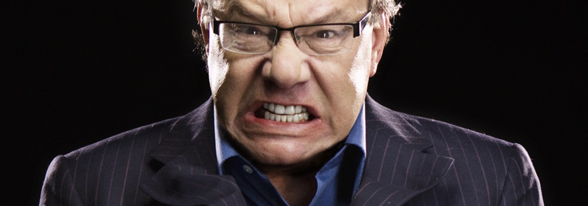 Reality Check:  The Biology of Lewis Black