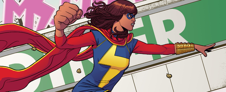 Is It Good?  Ms. Marvel #4 Review