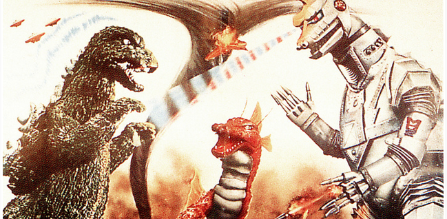 """1975 ushered in the end of the Showa era of Godzilla films and can you really blame it?  Look at the how much science fiction, horror and """"monster"""" movies were changing by the mid-to-late '70s.  1975 also brought us Jaws, while 1977 would bring us Star Wars, 1979 contributed Alien and so on.  The modern """"blockbuster"""" era was beginning and B-movie style films like the Godzilla series were looking more and more embarrassing in comparison."""