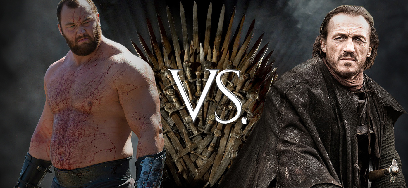 "Game of Thrones ""Who Ya Got?"": Gregor ""The Mountain"" Clegane vs. Bronn"
