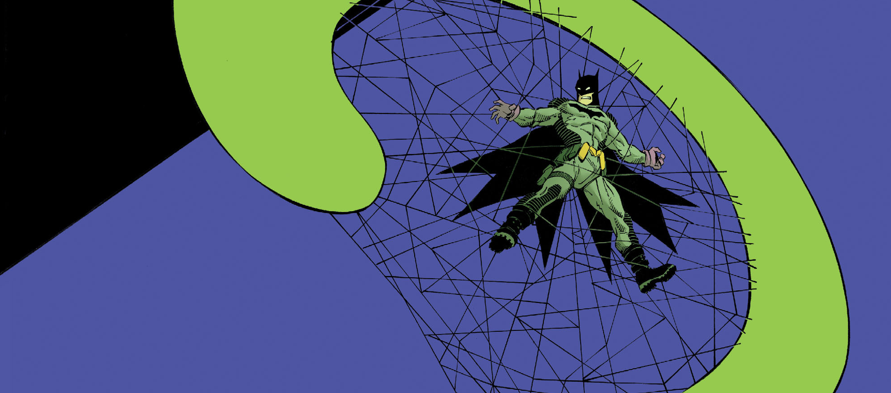 We've reached the second to last issue of Zero Year and it's been a wild ride over this past year, hasn't it?  What does the latest issue of this story hold for us?  Will the Riddler ever get his comeuppance? Is it good?