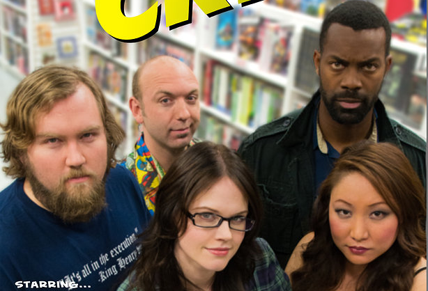 Geek Cred, Season 1 Episode 1 Review: New Comics Day Crisis