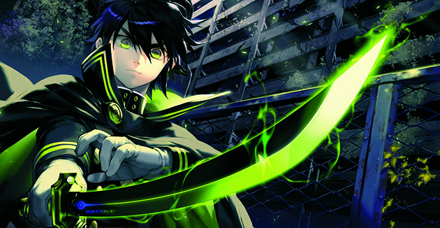 Seraph of the End: Vampire Reign Vol. 1 Review