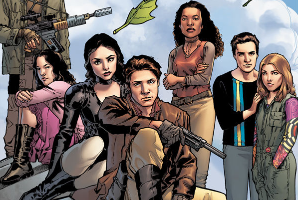 Is It Good? Serenity: Leaves on the Wind #6 Review