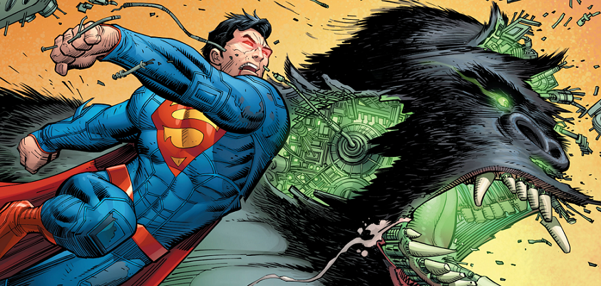 Is It Good? Superman #32 Review