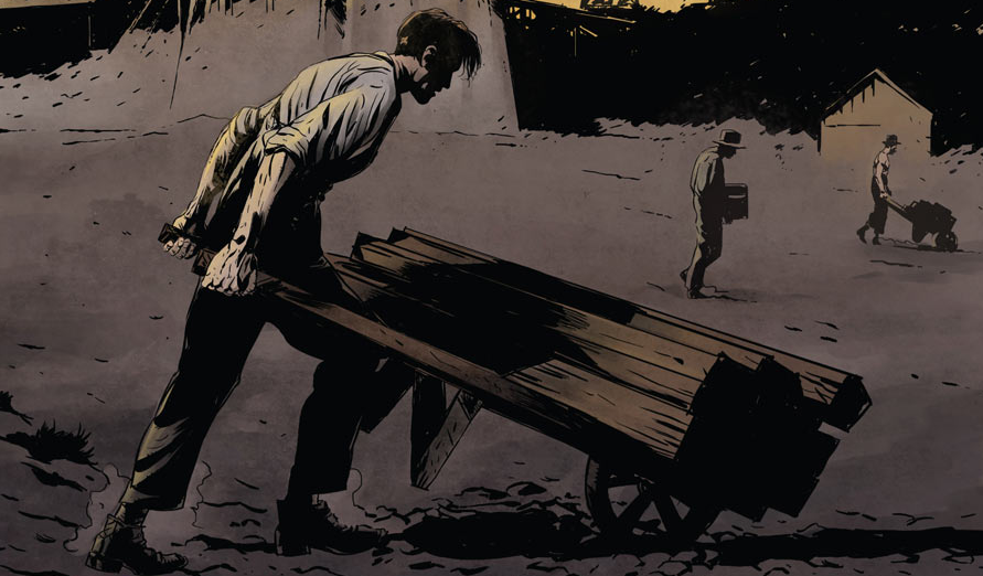 Is it Good? The Darkness: Close Your Eyes #1 Review